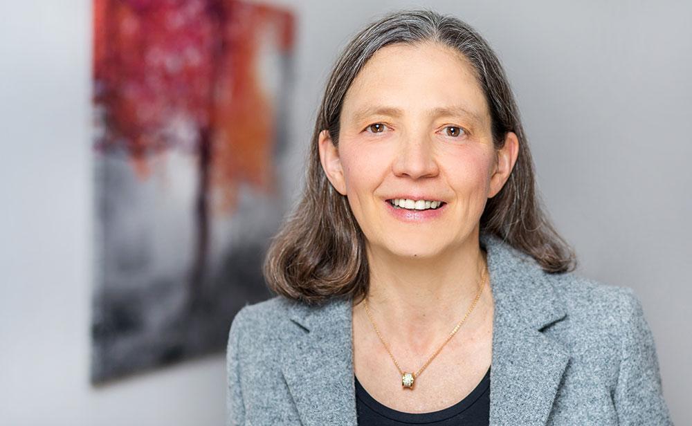 Trainer Petra Harren